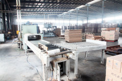 Packing line for Laminated Floor