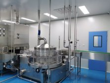 GMP Clean room in Indonesia