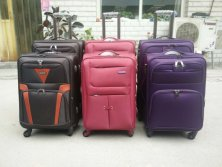 Hot Selling Virtually Weightless Trolley Luggage Trolley Bag for Travel
