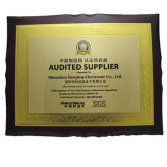 Keeptop Audited Supplier by SGS
