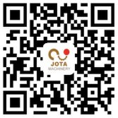 QR Code for Official Website of Jota Machinery