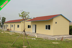 T Type Prefabricated House