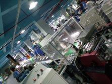 Automatic production machine for cost - effective products and high-quality