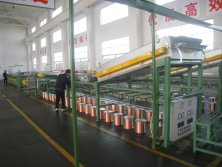 40heads annealing tinning machine