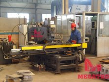 MEGATRO CNC hydraulic punching machine