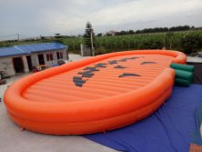 inflatable toy / Inflatable Pumpkin Pad