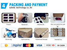 Delivery &paymnet