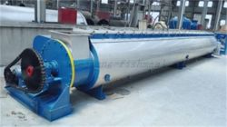 cooker used in fishmeal plant line