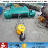 Lifting hoist CD 5ton wire rope electric hoist