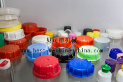 plastic gallon bottle caps made by plastic injection molding machine