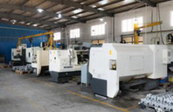 OUR CNC MACHINERY EQUIPMENT AND WORKSHOP
