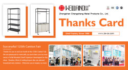Thanks for you to visit our booth at the 125th Canton Fair .