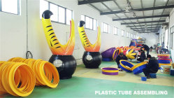Cheer Amusement Plastic Tube Assembling