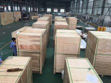 Packing honeycomb panel according to export standard
