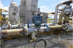 LYNSB Series Ultrasonic Gas Flowmeter Application
