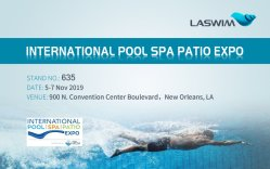 International pool spa patio expo