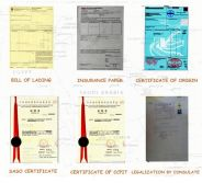 Export licence and documentation