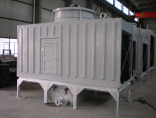 Water cooling tower for Croatia customer was shipped on Nov. 6th