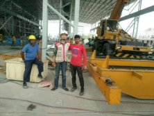 Overseas Installation Work