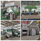 Aluminum Coil Cast Rolling and Annealing Line