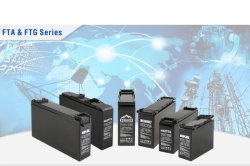 FTA & FTG Front Terminal Battery Series
