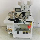 Double Head Pearl Setting Machine, Round Beads Attaching Machine, Two Sizes Pearl Attaching Machine