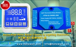 Noise Free Split Thermostat
