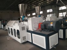 Carbon tube production line