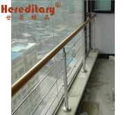 304 Stainless Steel Baluster SJ-610 Install Case