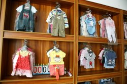 Baby/Children Garments SampleRoom - 1