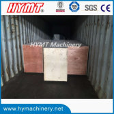 manual folding machine of WH06 series machine for USA client