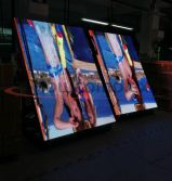 front service ph6 led panel for advertising