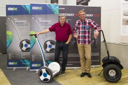 Ninebot Exclusive Distributor in Sweden