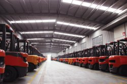 forklift Showroom