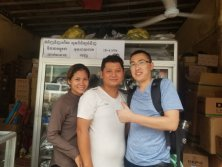 Cambodian customers