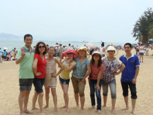 tourism in xiamen of china