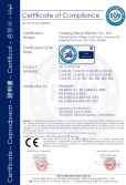 CE Certificatrion for Ac Contactor