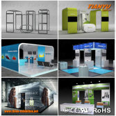 Hot sale M series booths