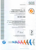 Quality System ISO9001:2000