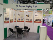 Changzhou Fanqun Exhibition in Russia