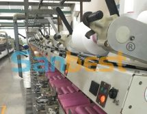Doubling Machine for Spun Polyester Sewing Thread