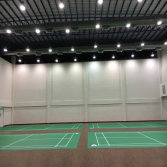 Badminton install projects in bangkok
