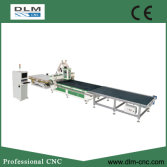 Loading&Unloading System CNC Woodworking Machinery