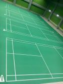 pvc sports flooring projects in Bangkok