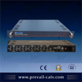 Catv 8 in 1 MPEG-2 Encoder with IP Output