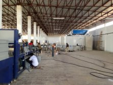 20000BPH mineral water filling line in Africa