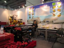107th Canton Fair booth No.