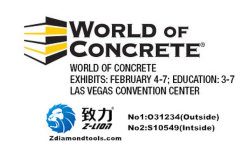 2016 World of Concrete Fair @ Z-LION in HERE!