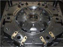 CNC die sinkibng EDM for Automobile tire mold manufacturing.
