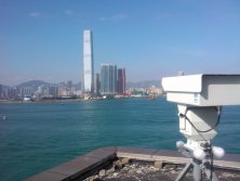 Sheenrun Long Range Thermal System equips Southeast Asia harbor monitoring